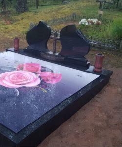 Kapų vaza - rožė aurora - VZ-ROZE-R-01-5