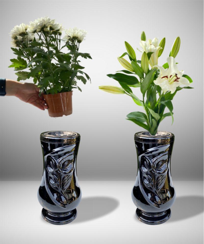 Vaza kapams kalija