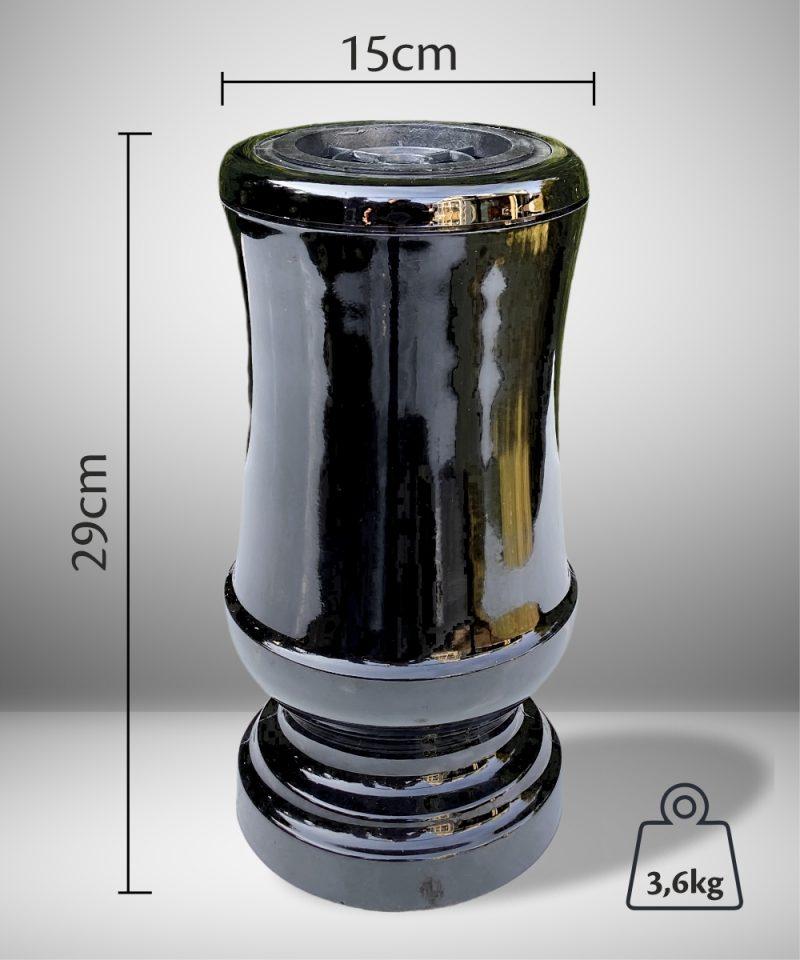 Vaza kapams klasika 2