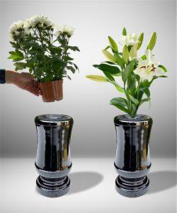 Vaza kapams klasika 3
