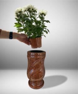 Kapų vaza W-5 (R) - 4