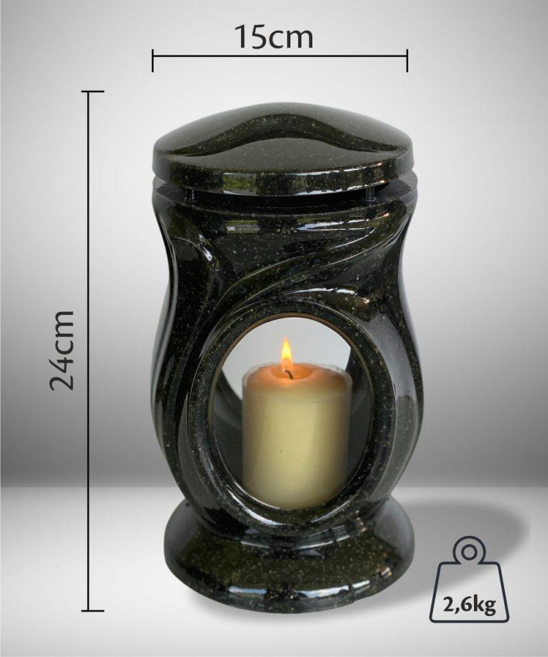 kapu zvakide lapai tamsiai pilka